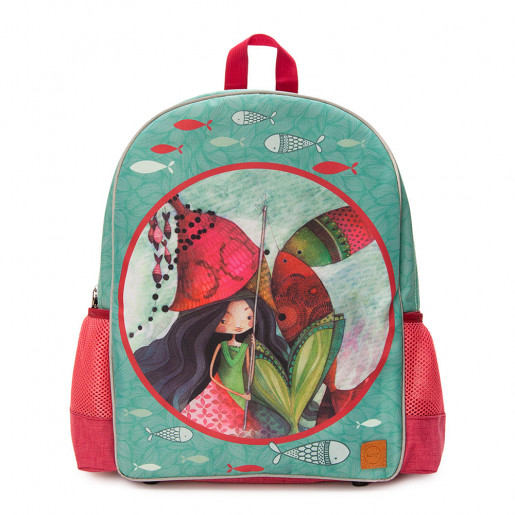 Small backpack Lilia