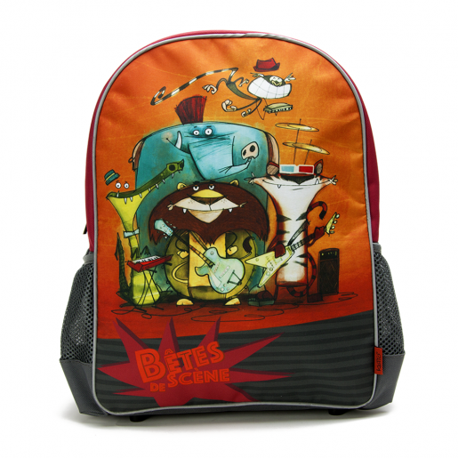 Small backpack Elvis