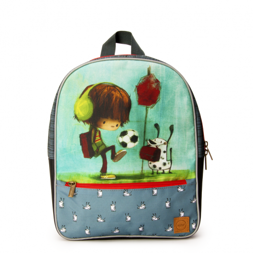 Preschool Backpack Ludo