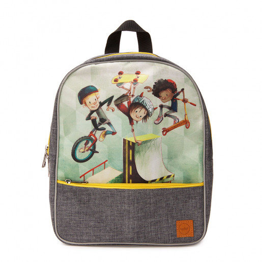 Preschool Backpack Daredevils
