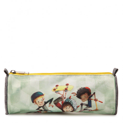 Simple pencil case Daredevils