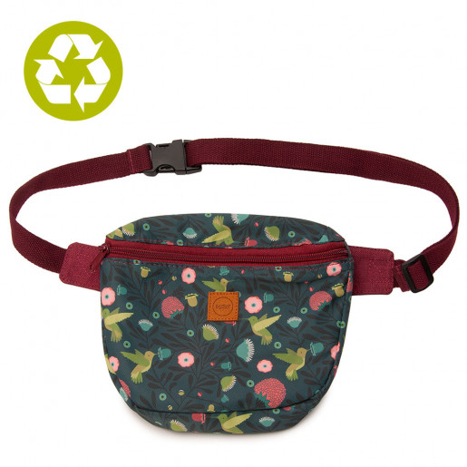 Fanny pack Pink Poppy