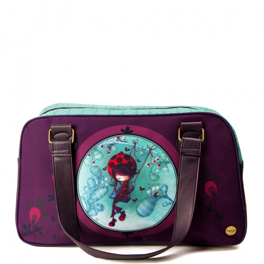 Travel bag Daphné the  Ladybug