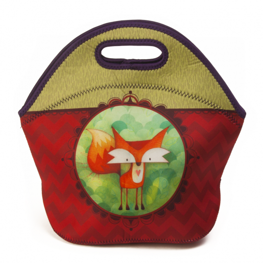 Lunch bag Sweet Fox