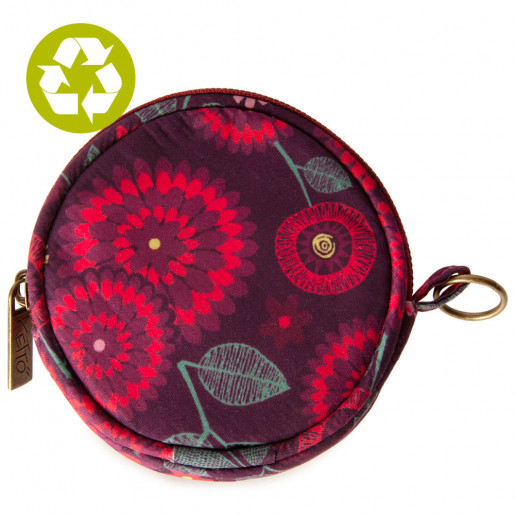 Round coin purse | Mother Nature