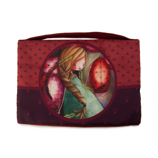 Hanging Toiletry kit Clara
