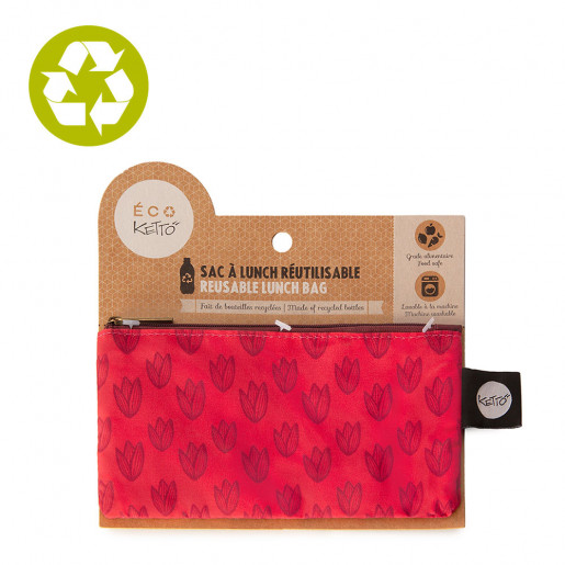 Small zero waste pouch pattern Mother Nature