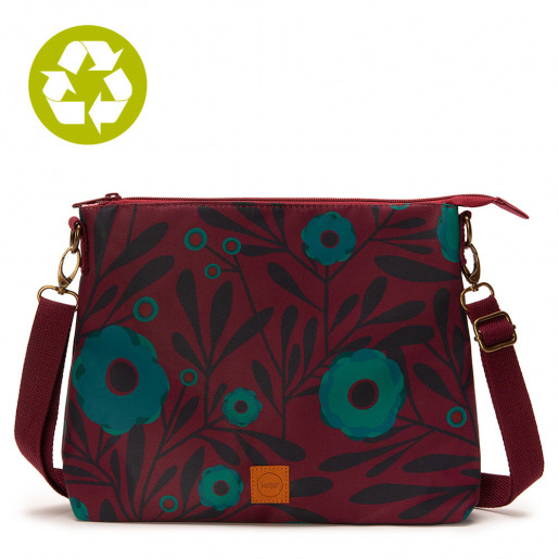 Explorer Bag Turquoise Poppy