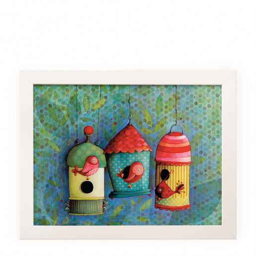 Reproduction | Bird houses