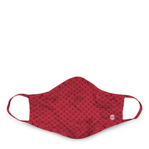 Face mask | Red scales