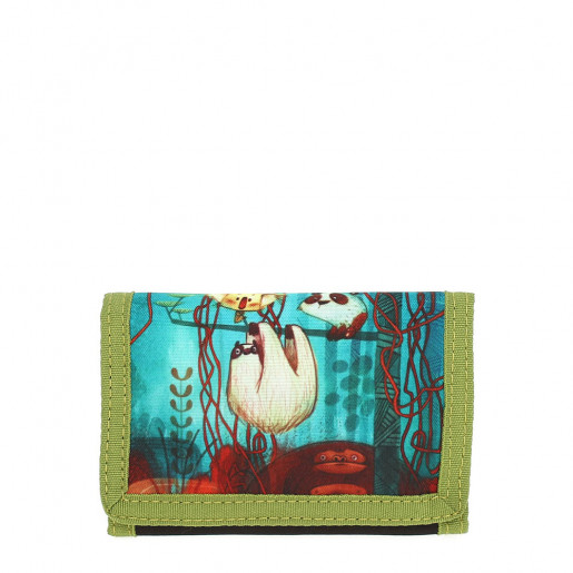 kid wallet for boy jungle ketto