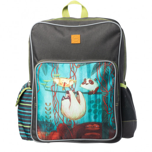 backpack for boy jungle ketto