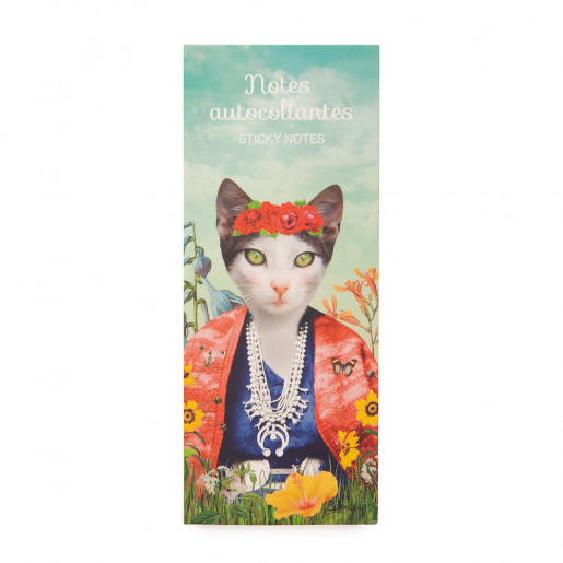 Self-adhesive notes Frida Cathlo So Meow