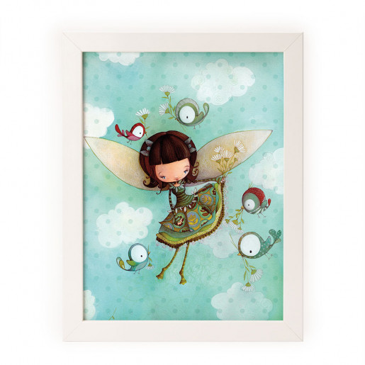 Reproduction | Thalie the fairy