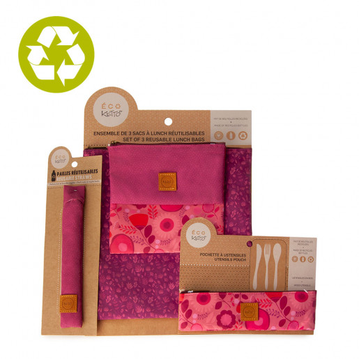 Zero waste | Complete starting pack | Flowers