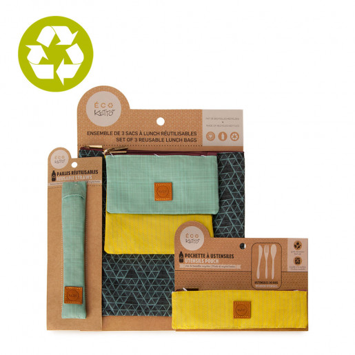 Zero waste | Complete starting pack | Wooven
